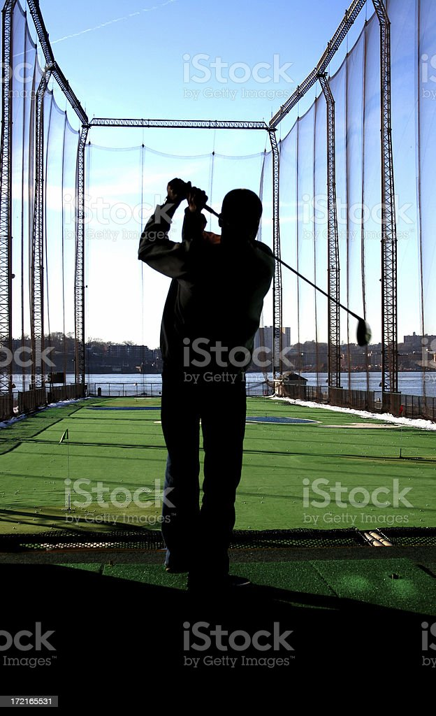 fore! royalty-free stock photo