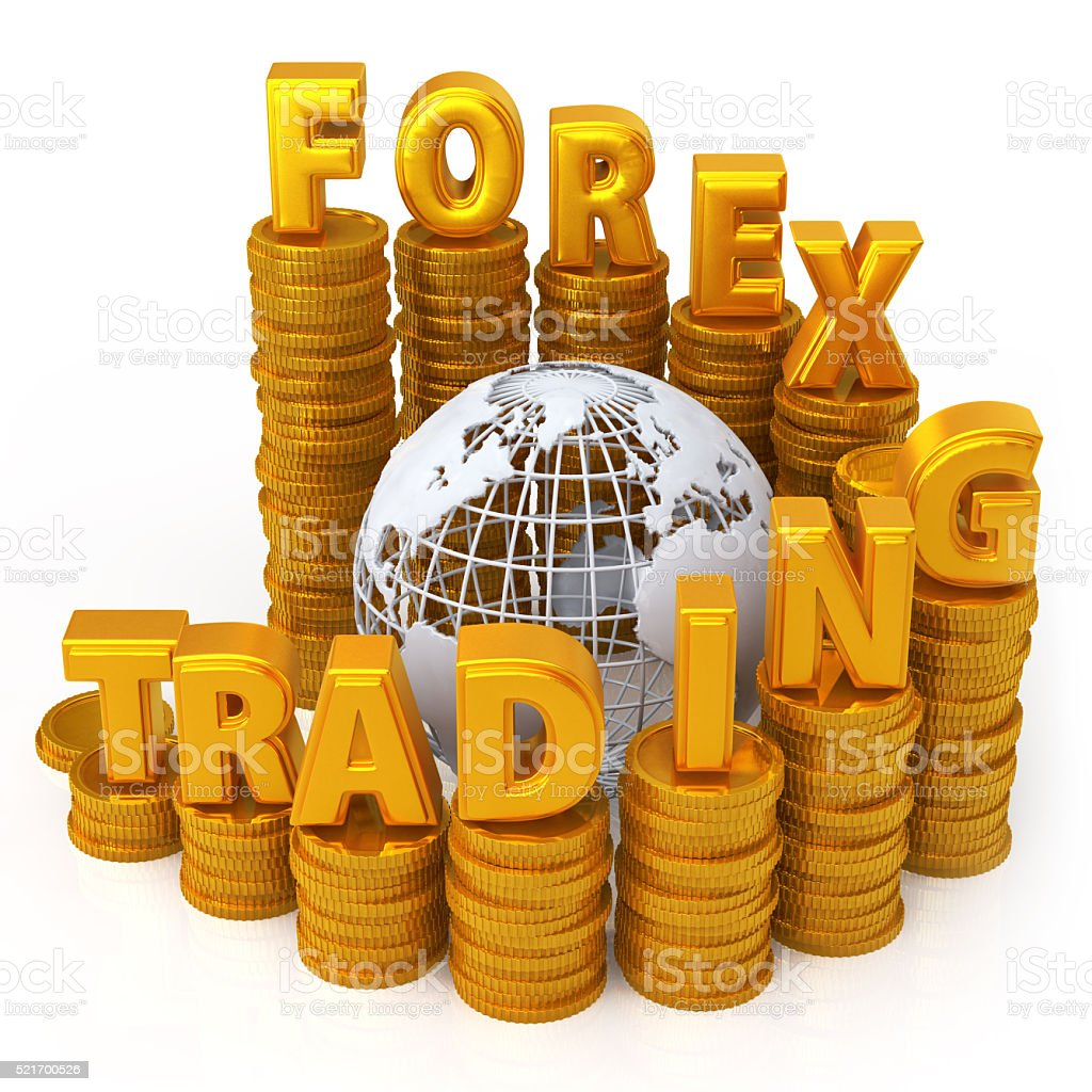 foreign exchange concept stock photo