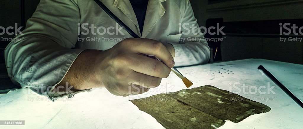 forensic stock photo