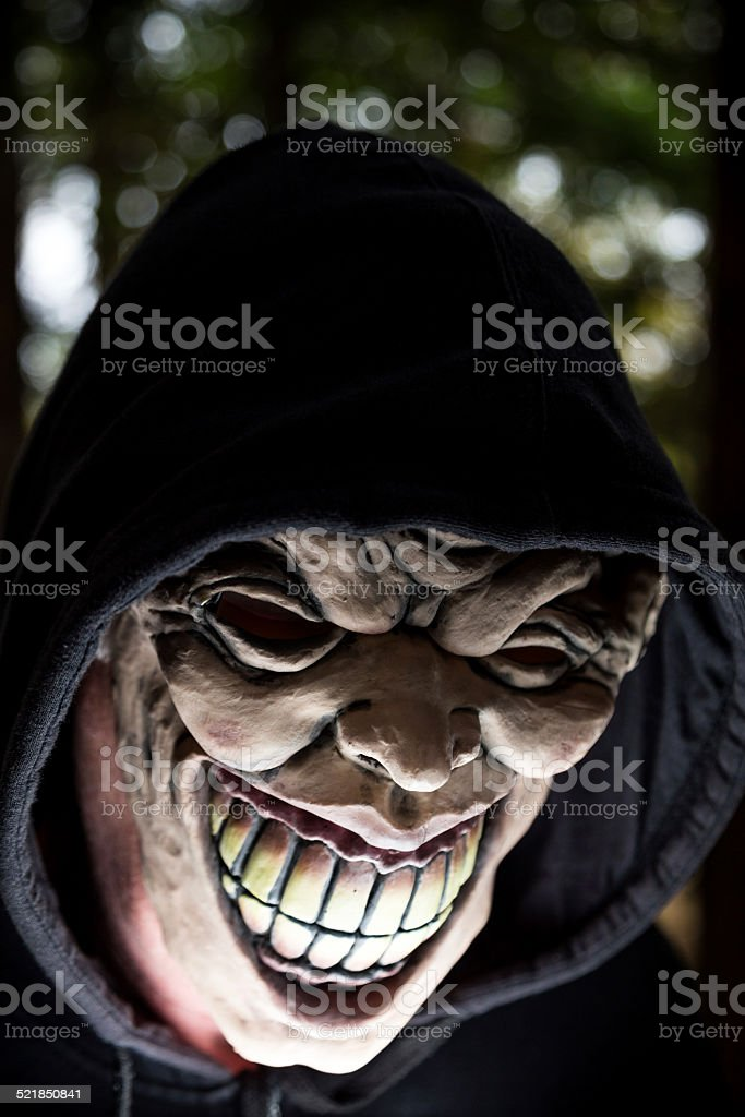 Forest Fright stock photo