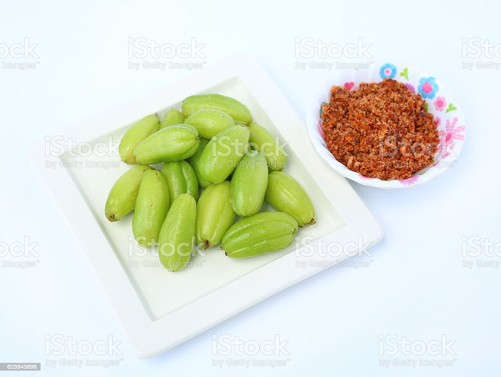 Forest fruit flavor fatigue has named Ta-Ling Ping stock photo