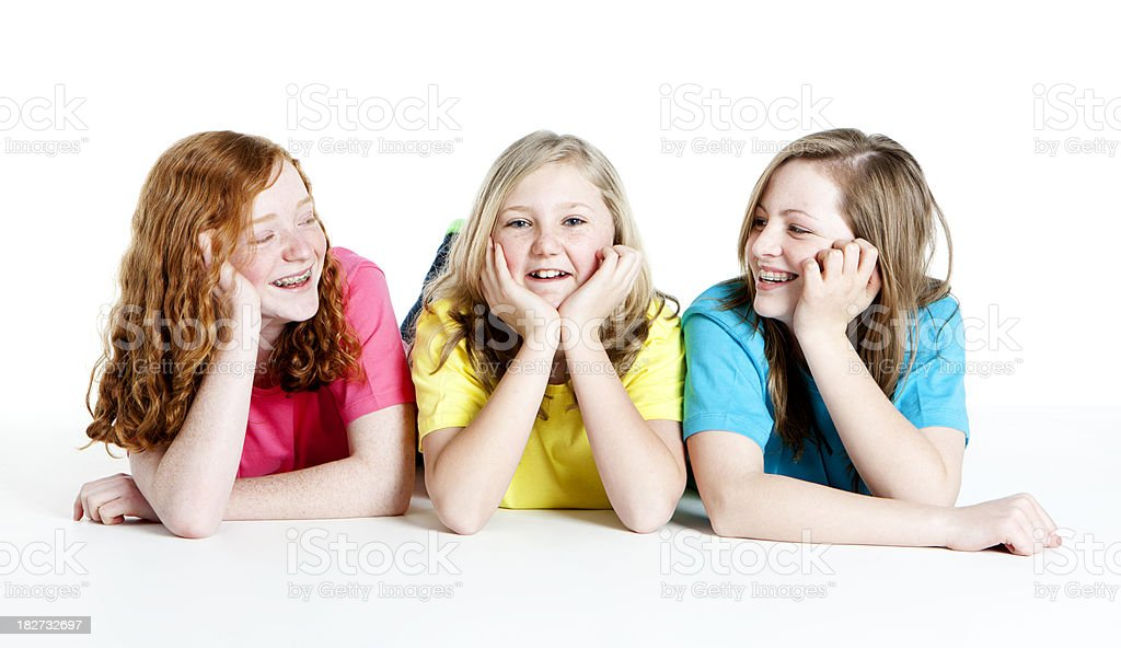 forever friends stock photo