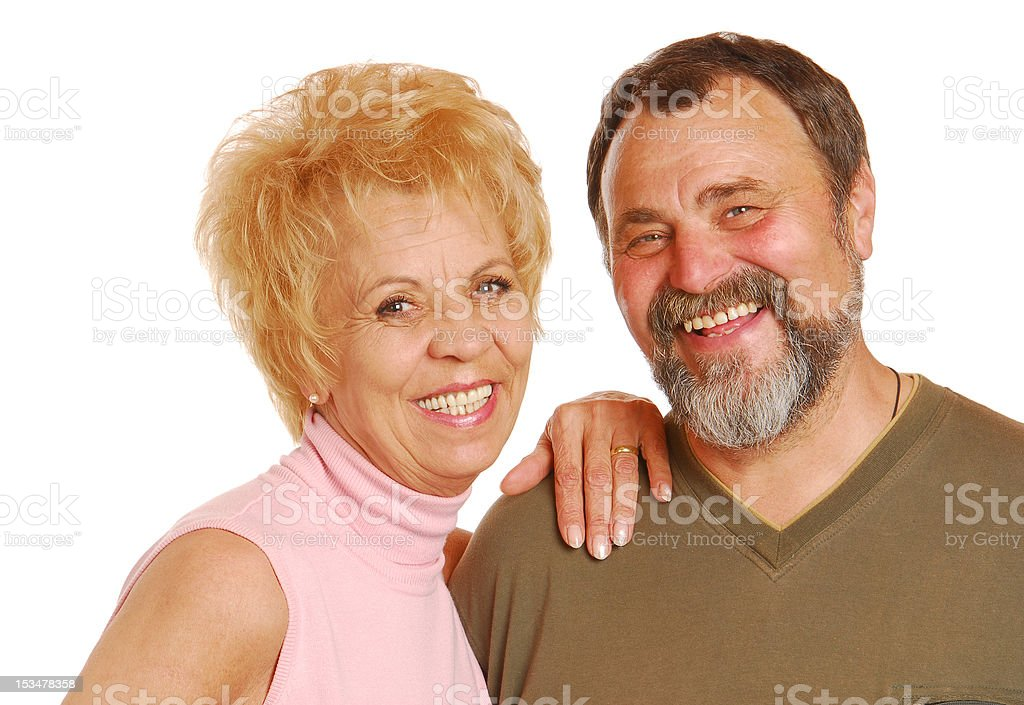 Forever happy couple in love royalty-free stock photo