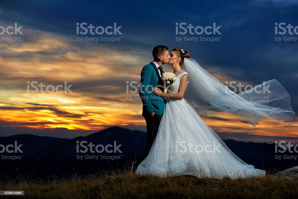forever in love with my husband stock photo