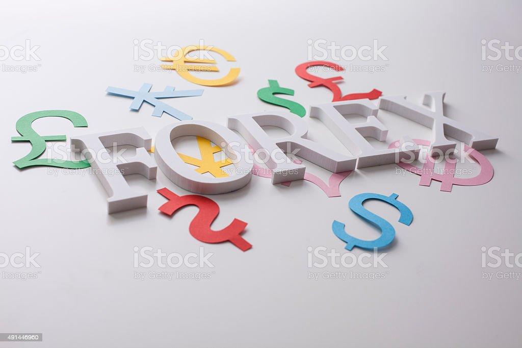 Forex stock photo