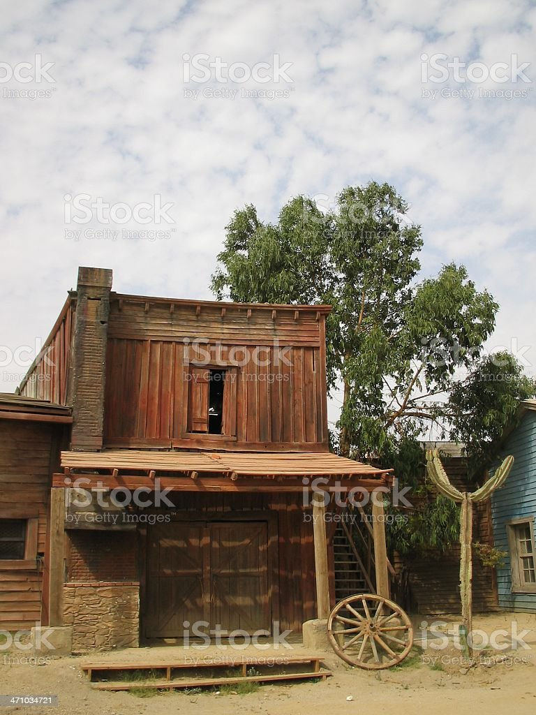 Forge ..:: Far west 'Series'::.. royalty-free stock photo