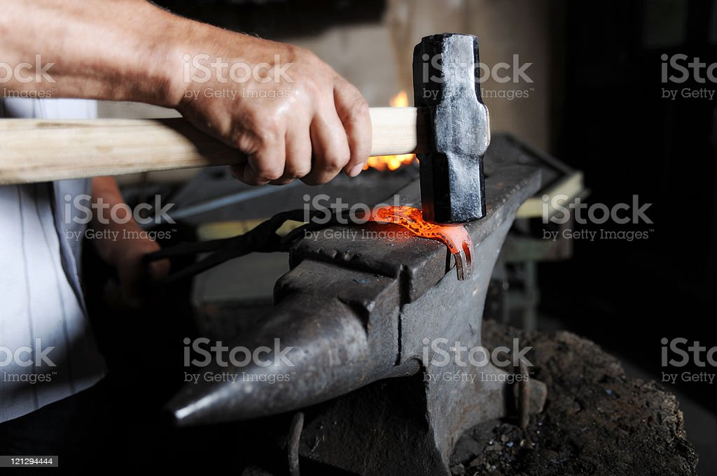 forge stock photo
