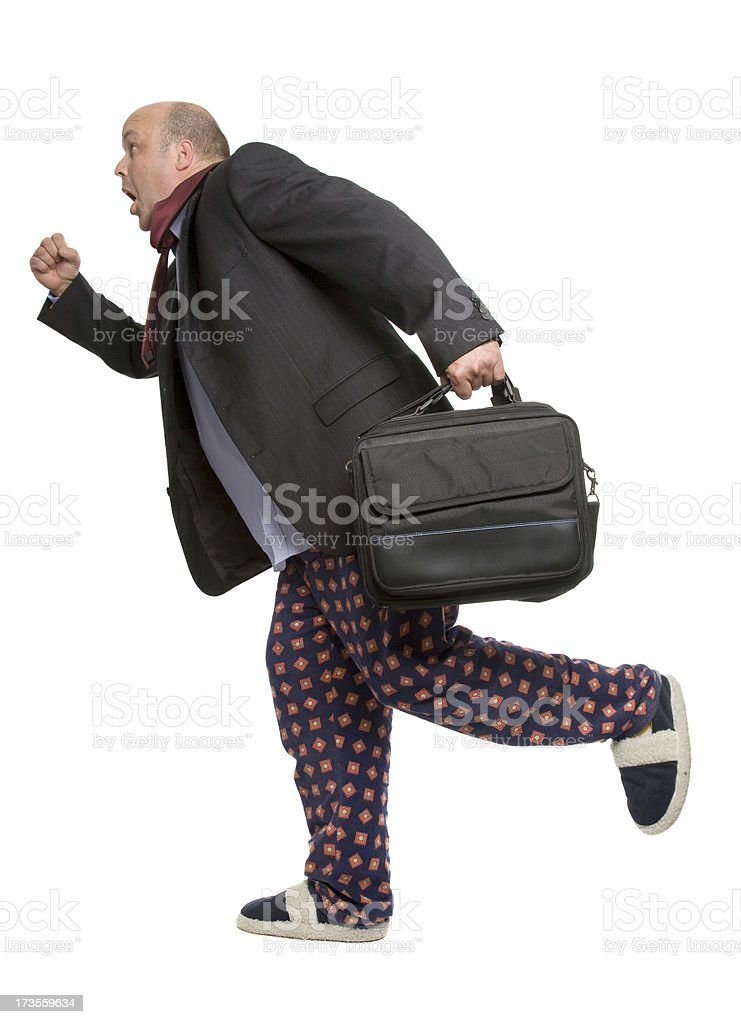 Forget Something? stock photo