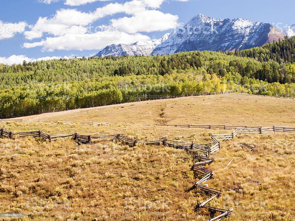 Forgotten Farm royalty-free stock photo