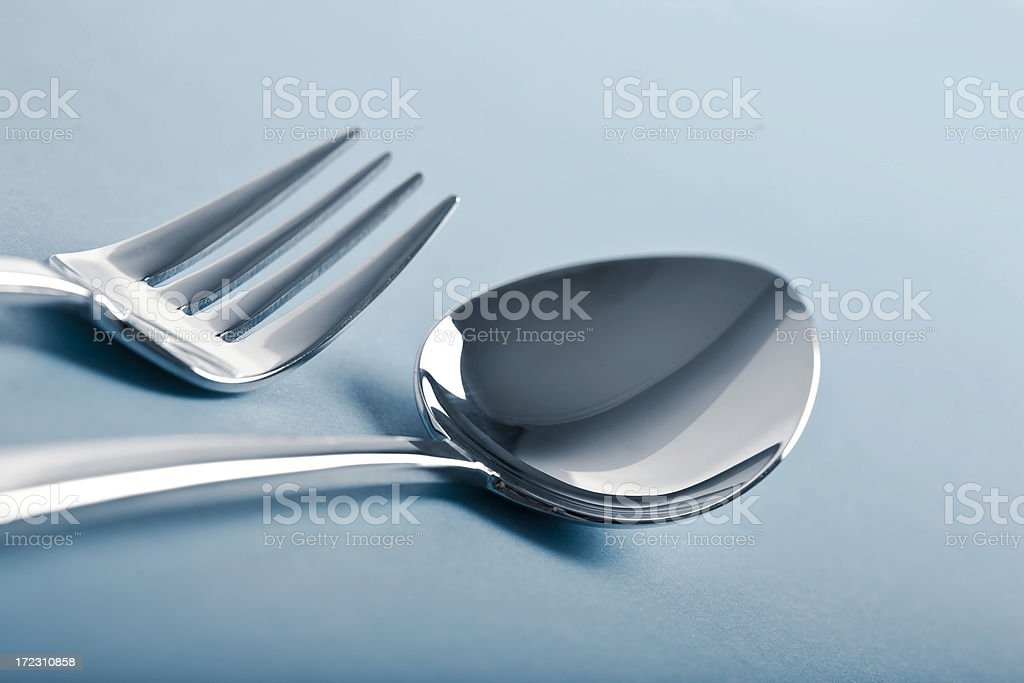 Fork Soon royalty-free stock photo
