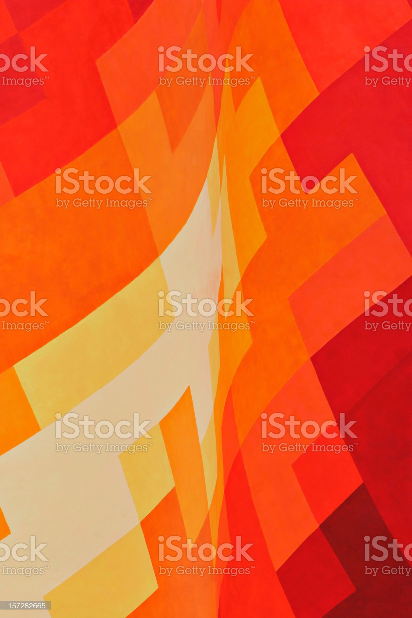 Form and Colour royalty-free stock photo