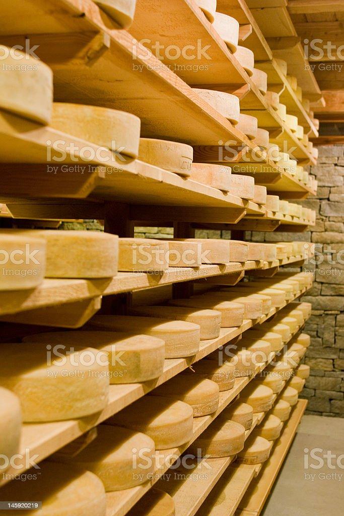 Formaggi in esclusiva stock photo