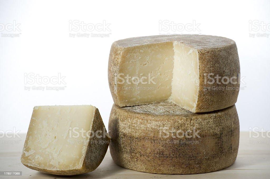 formaggio pecorino sardo royalty-free stock photo
