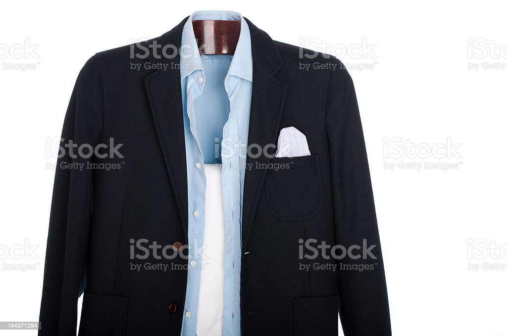 Formal clothing royalty-free stock photo