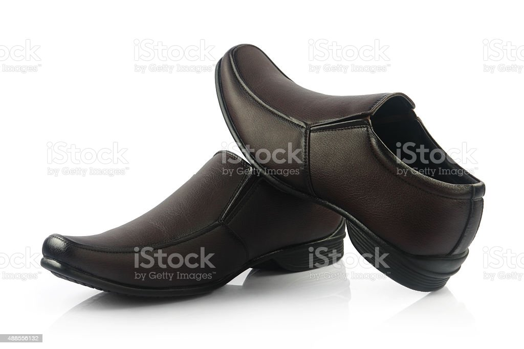 Formal Shoes stock photo