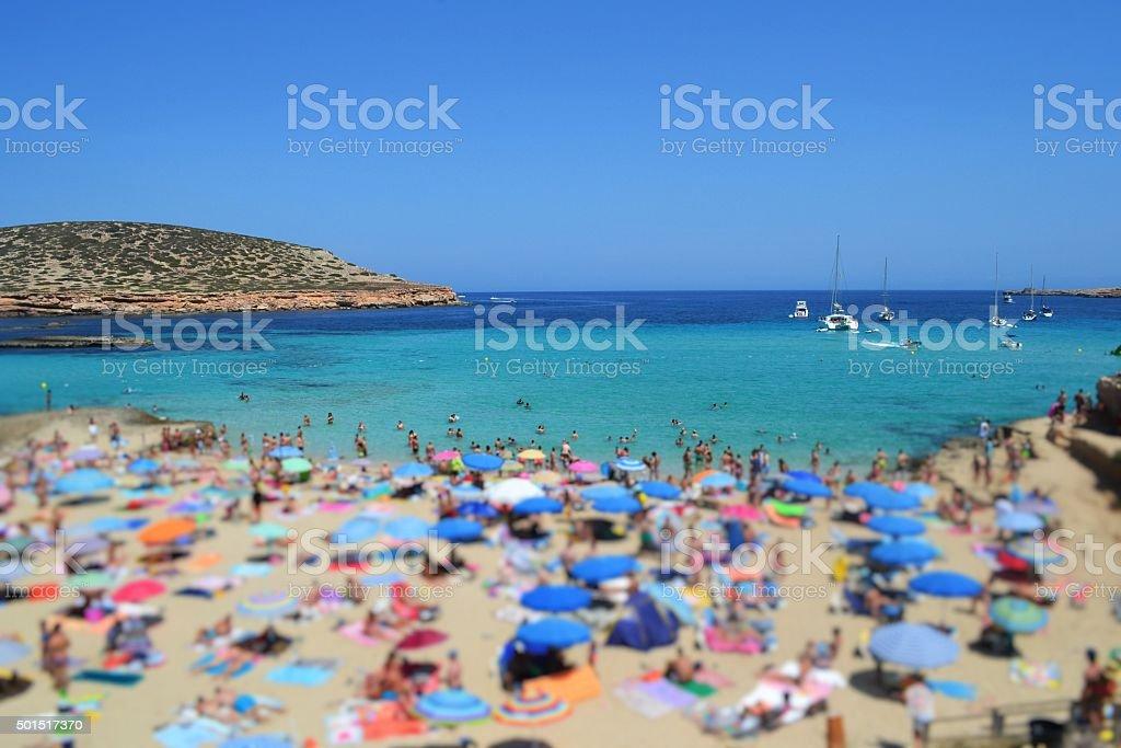 Formentera stock photo