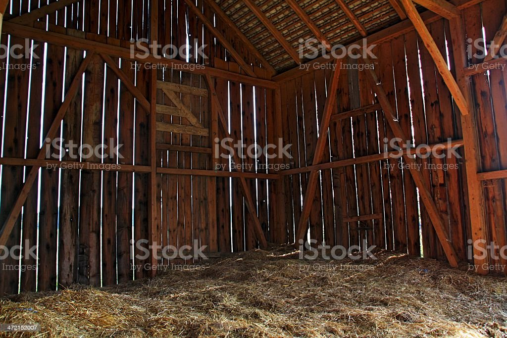 former barn stock photo