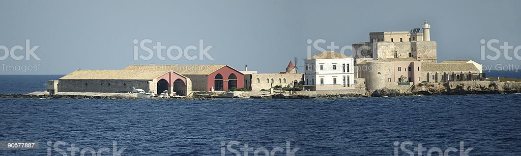 formica island royalty-free stock photo