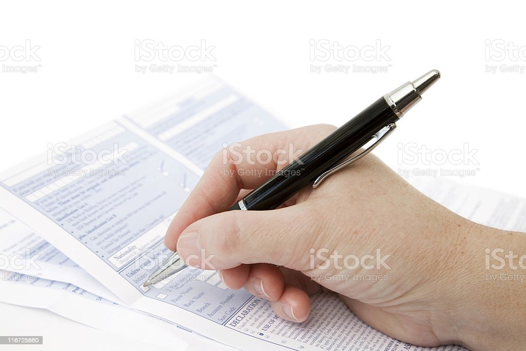 Forms royalty-free stock photo