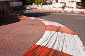 Formula 1 track Monaco