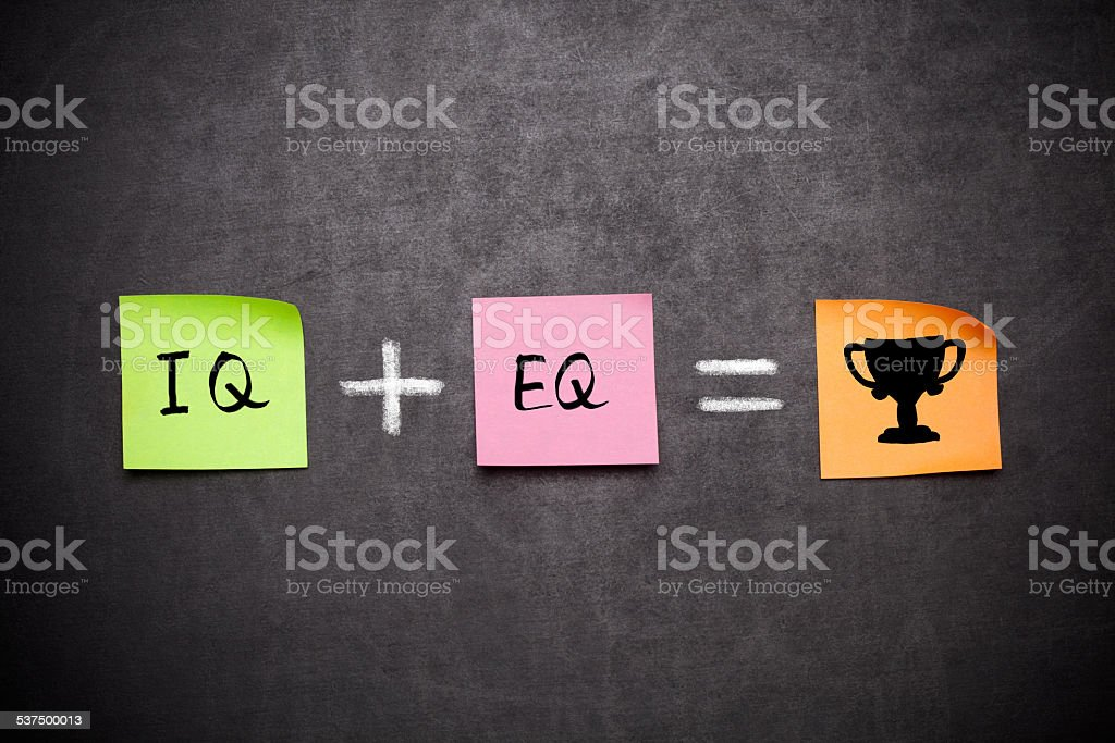 formula for success stock photo