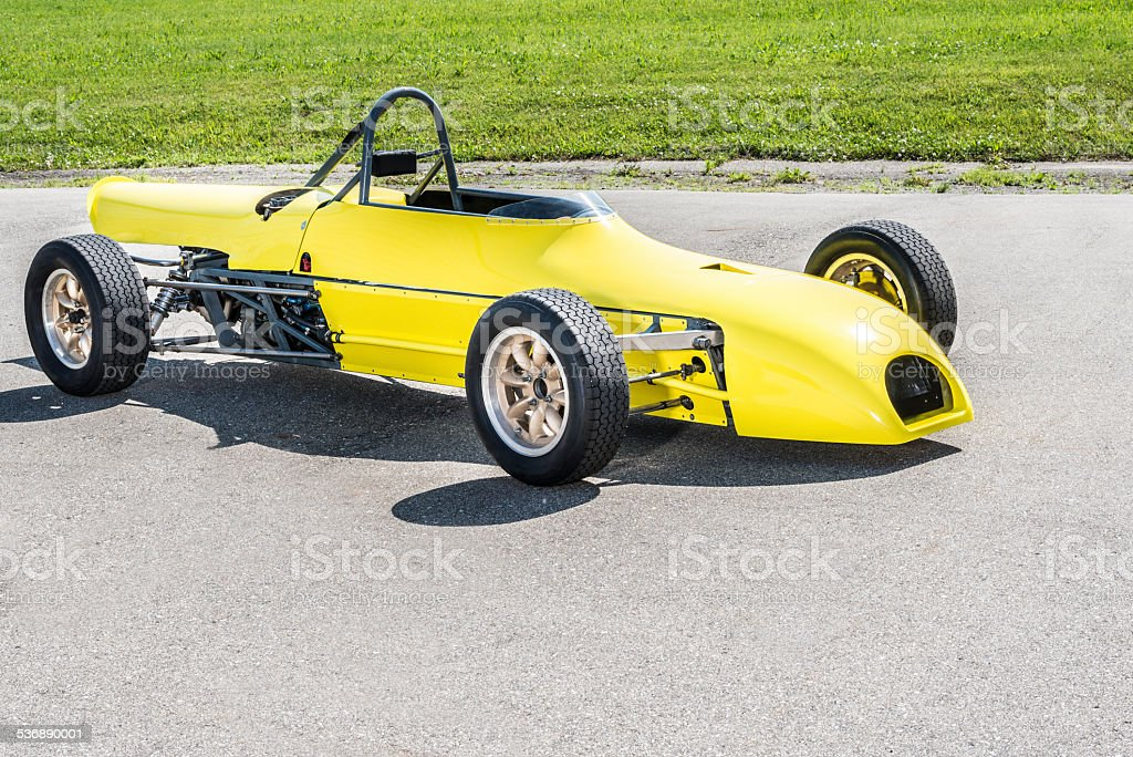 'Formula Ford' Class Racecar stock photo