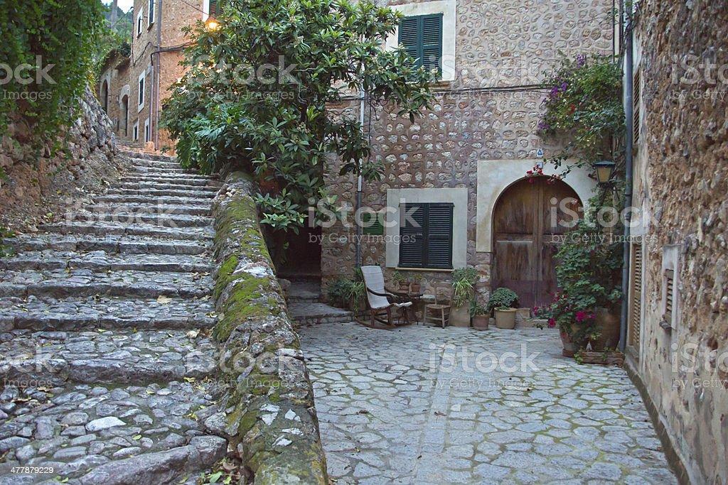 Fornalutx - Majorca royalty-free stock photo