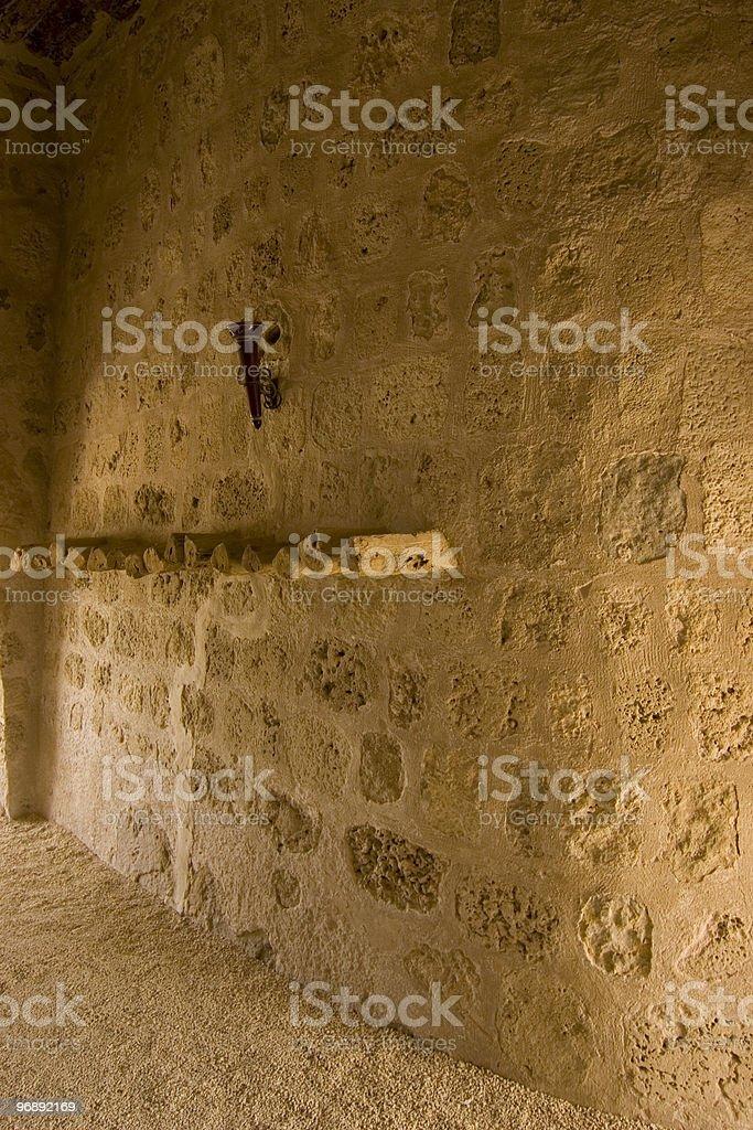 Fort Bahrain stock photo