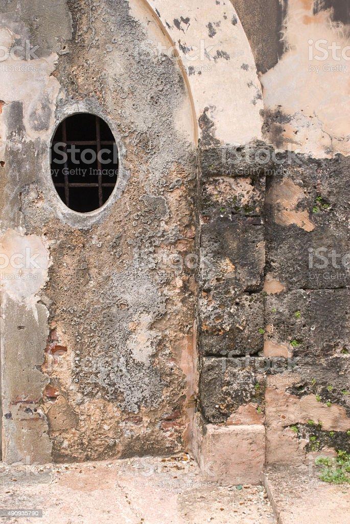 Fort El Morro in San Juan, Puerto Rico stock photo