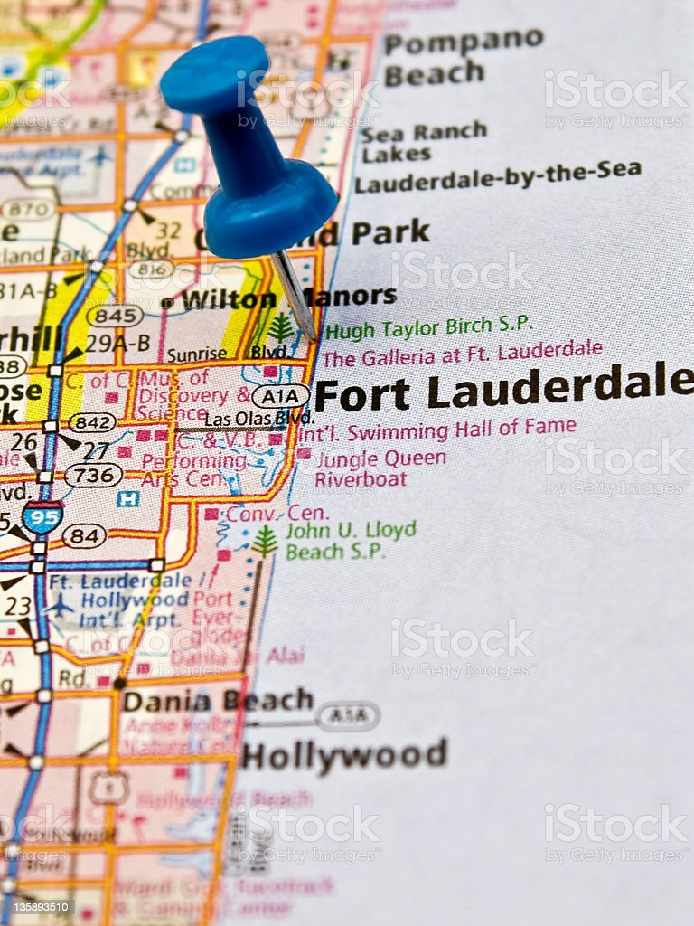 Fort Lauderdale, Florida royalty-free stock photo