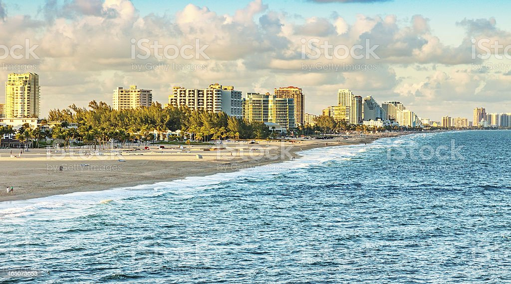 Fort Lauderdale, Florida stock photo