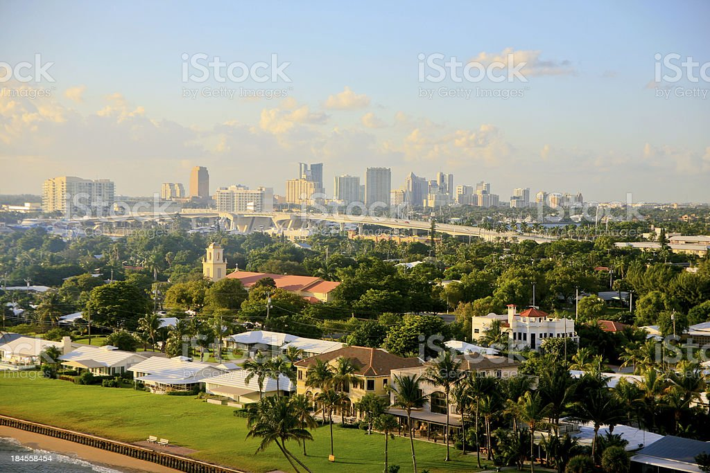 Fort Lauderdale, Florida, USA stock photo