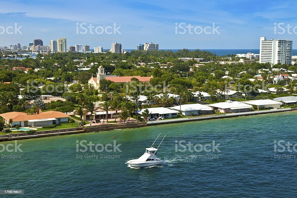 Fort Lauderdale stock photo