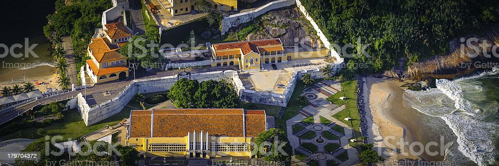 Fort of St. John royalty-free stock photo