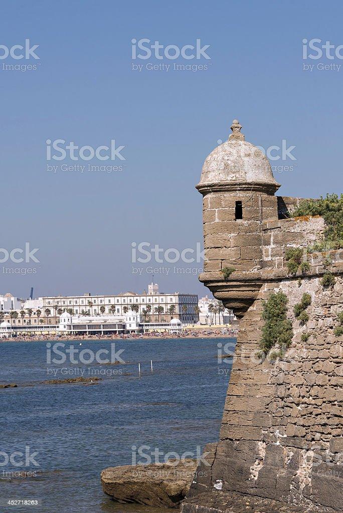 Fort stock photo