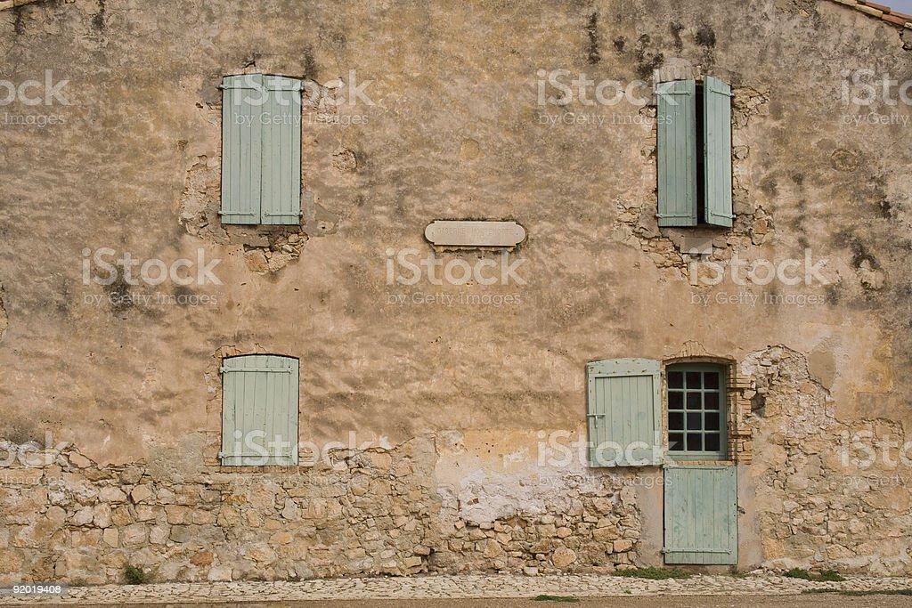 Fort Royal Sainte-Marguerite royalty-free stock photo