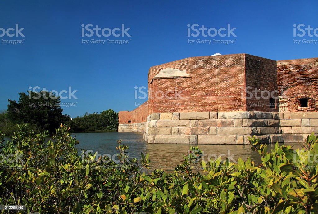 Fort Taylor stock photo