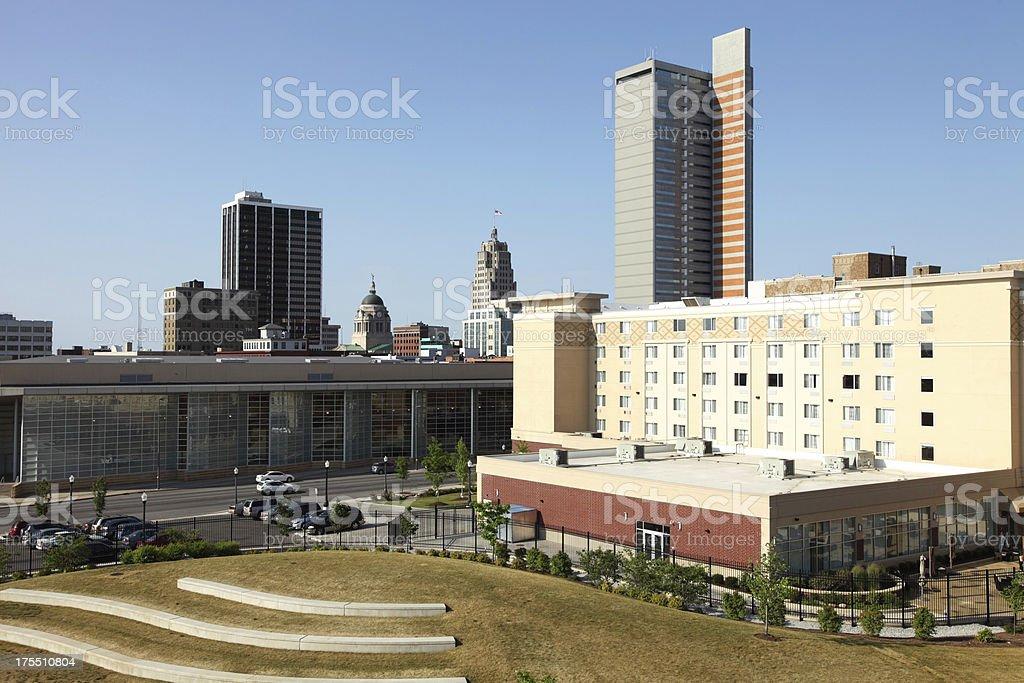 Fort Wayne, Indiana stock photo