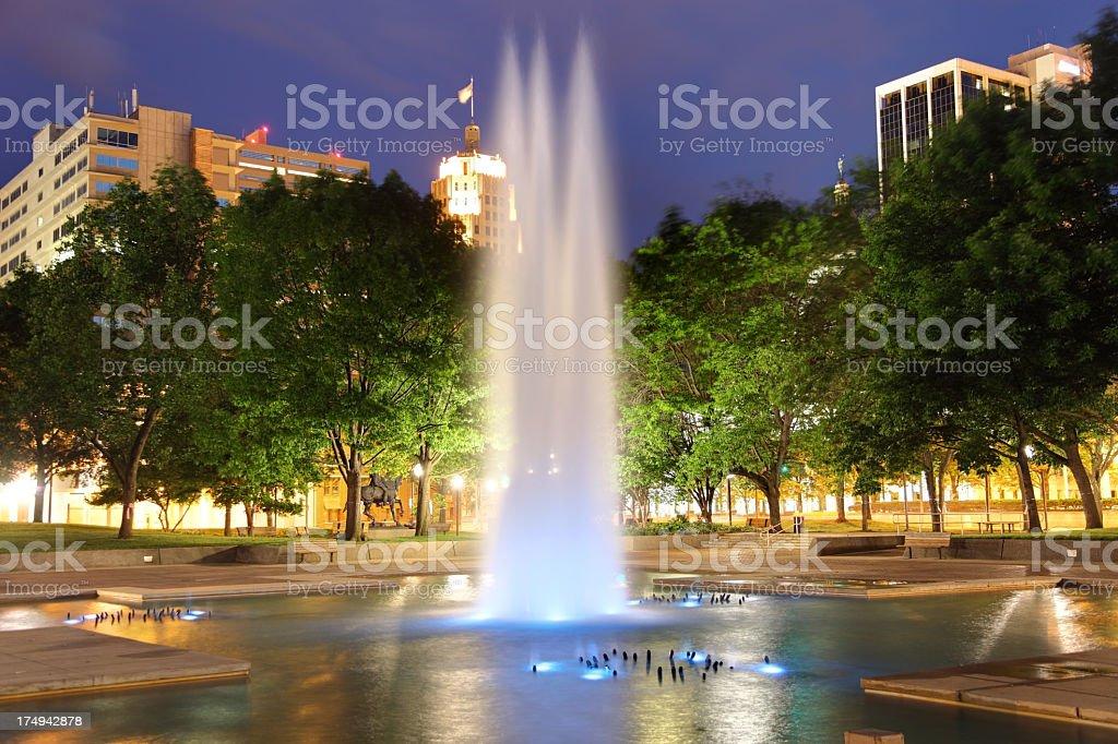 Fort Wayne stock photo