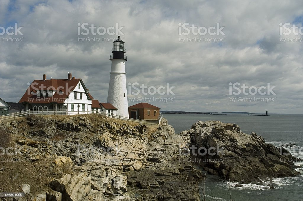 Fort Williams stock photo
