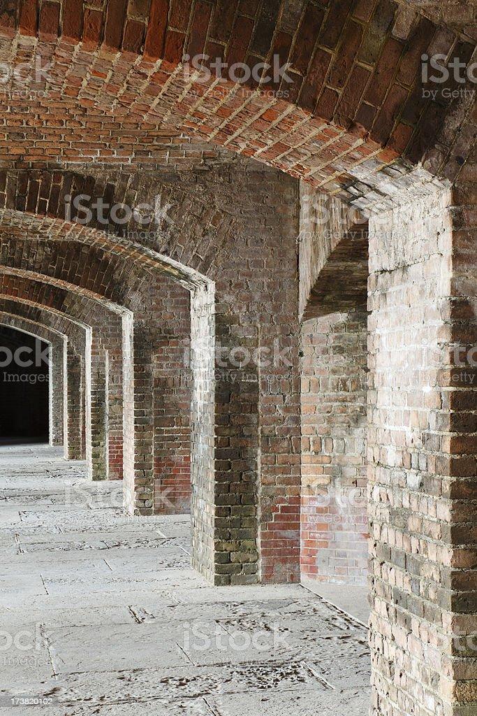 Fort Zachary Taylor stock photo