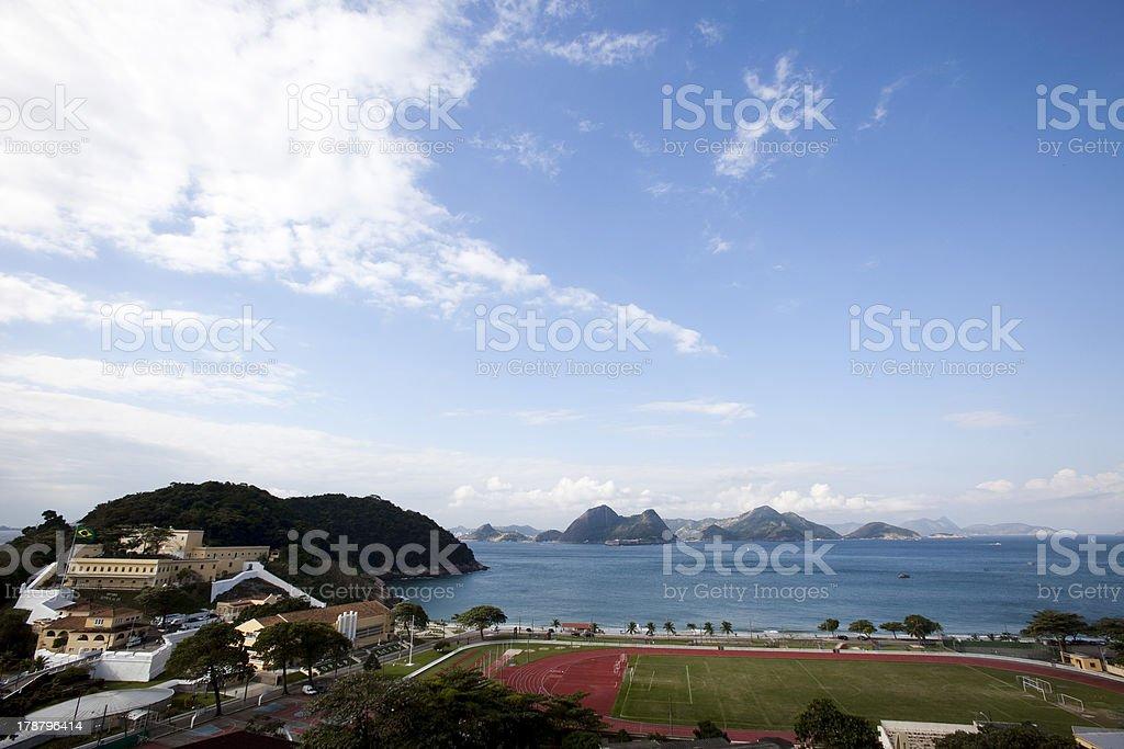 Forte S?o Jo?o royalty-free stock photo