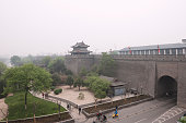 Fortifications of Xi'an or Xi'an City Wall