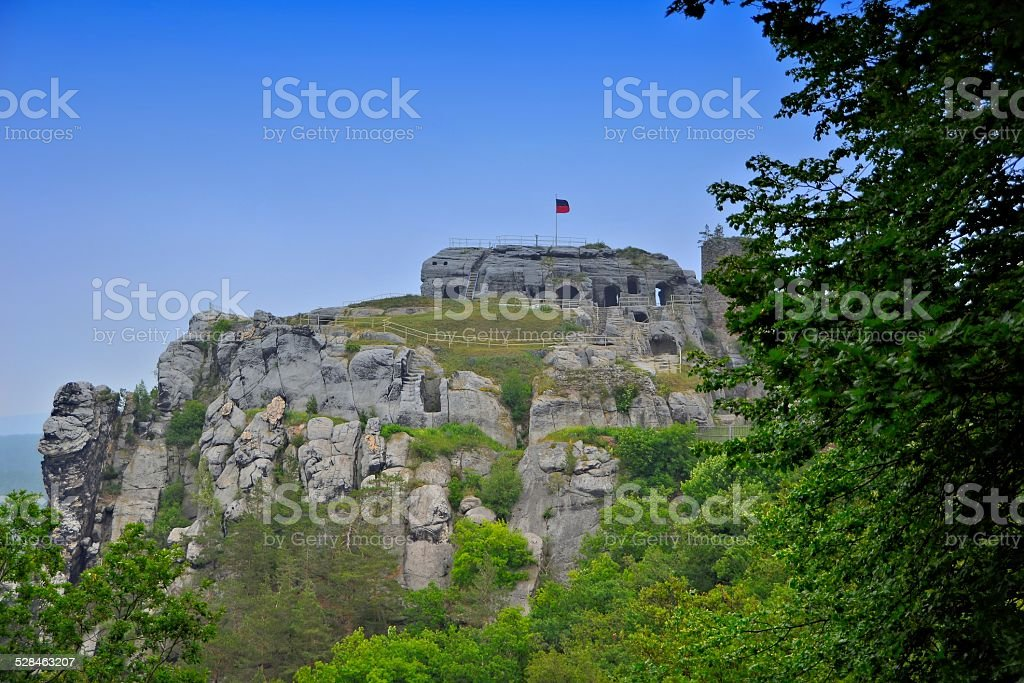 Fortress Regenstein stock photo