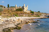 Fortress Yenikale. Kerch. Crimea.