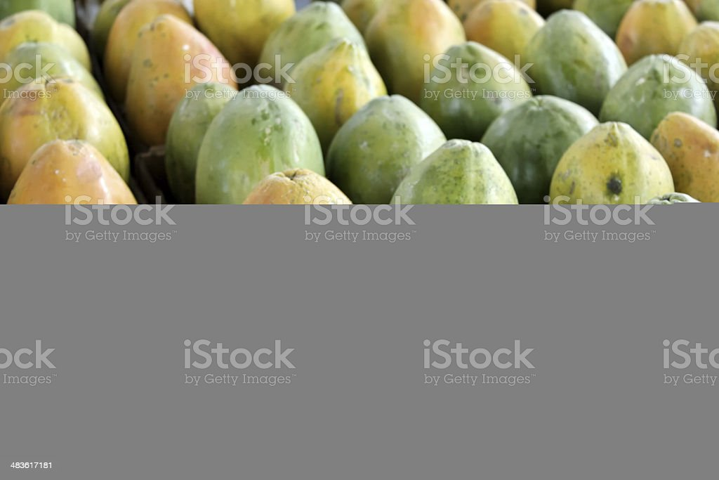 Fortune cookie strip royalty-free stock photo