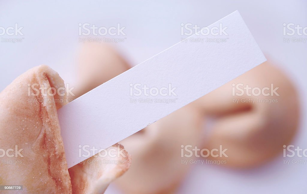 fortune (add your text) royalty-free stock photo