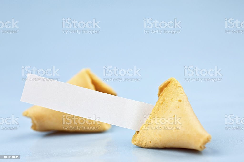 Fortune Series Blank stock photo