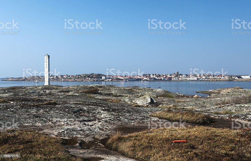 Fotö in Sweden stock photo