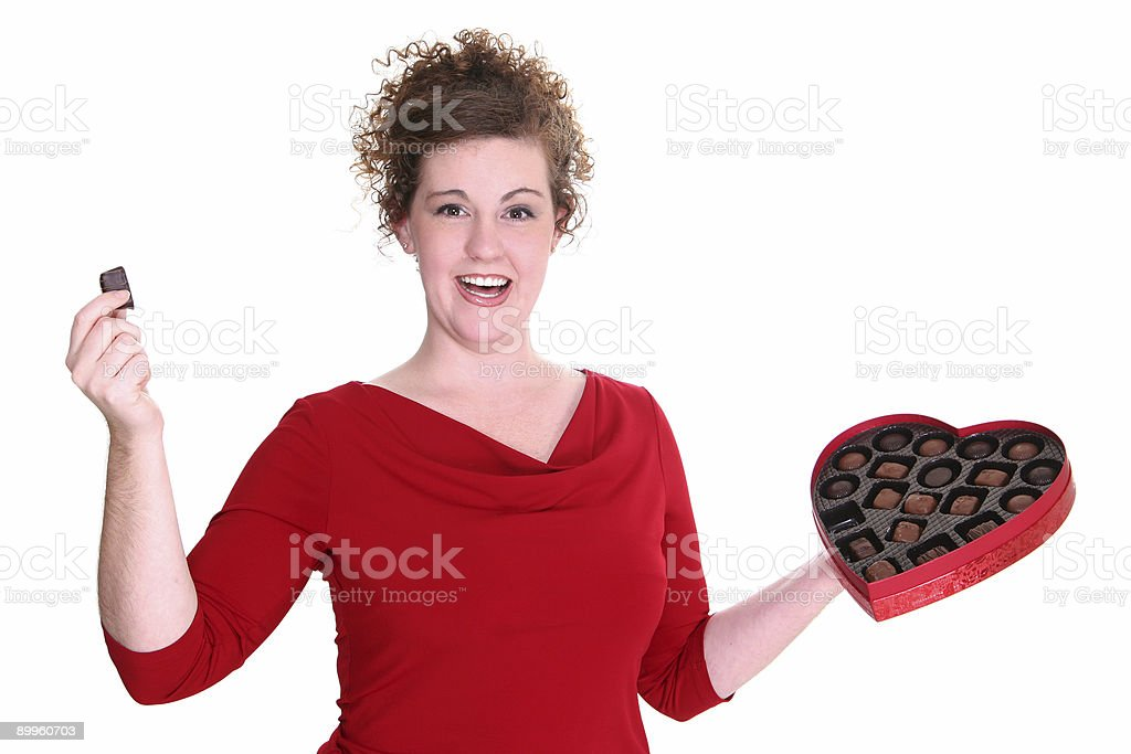 I found the caramel! stock photo
